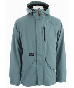 Holden Woodland Snowboard Jacket Oil Blue