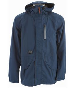 Holden Woodland Snowboard Jacket Thunderstorm Blue