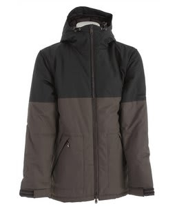 Holden Woods Snowboard Jacket Black/Flint