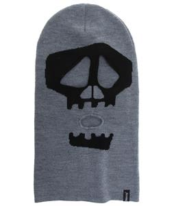 Holden X Stussy Skull Face Mask Grey Heather