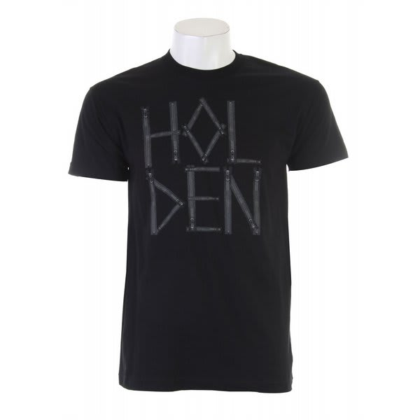 Holden Zipper Logo T-Shirt