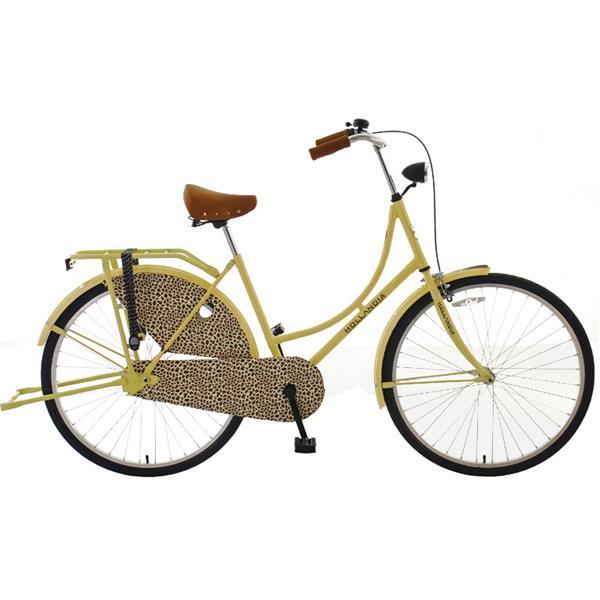 Hollandia City Leopard Bike