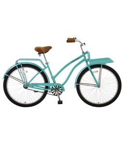 Hollandia Holiday F1 Bike Mint Green 17