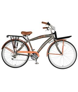 Hollandia Land Cruiser M Bike Pewter/Copper 17