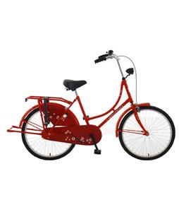 Hollandia New Oma 24 Bike Red 17