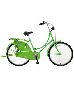 Hollandia New Oma 26 Bike Electric Green 18