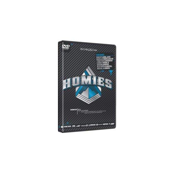 Homies Snowboard DVD