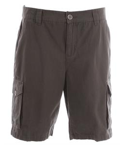 Horny Toad Cliff Cargo Shorts Charcoal