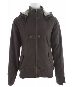 Horny Toad Bandida Jacket Charcoal/Caper