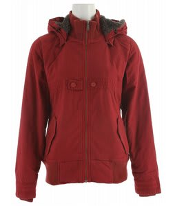 Horny Toad Bandida Jacket Red Potato/Charcoal