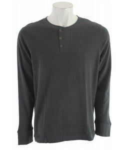 Horny Toad Framer Henley Dark Slate