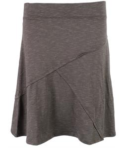 Horny Toad Oblique Skirt Dark Graphite