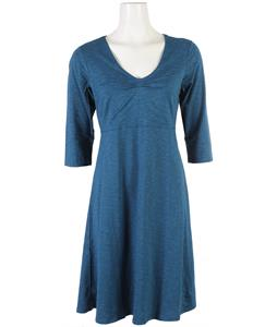 Horny Toad Rosalinda Dress Moroccan Blue