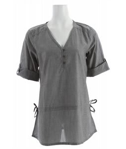Horny Toad Rosie Overshirt Charcoal