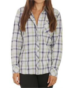 Horny Toad Savory Shirt Graystone Plaid
