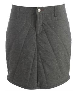 Horny Toad Slipcover Skirt Charcoal/Port