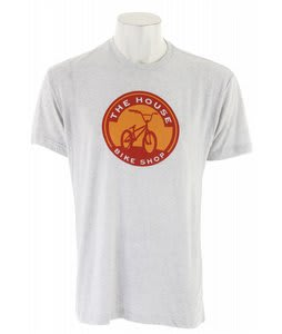 House Fat Bike T-Shirt White