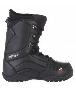 House Transition Snowboard Boots Black