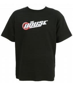 House Bullseye T-Shirt Black