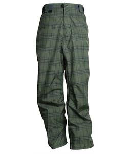 House Cheeno Snowboard Pants Plaid
