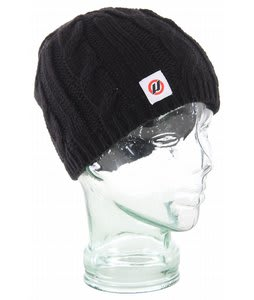 House Her Beanie Black