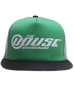 House Mack Truxel Trucker Cap Black/Green