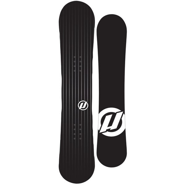 House Pinstripe Snowboard