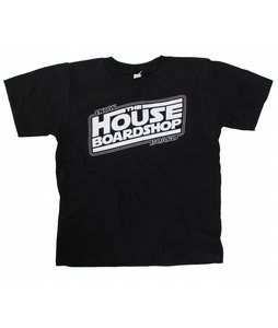 House Snow Wars T-Shirt Black