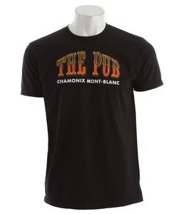 House Pub T-Shirt Black