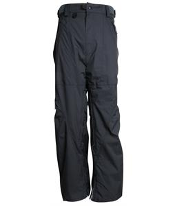 House Vector Snowboard Pants Ebony