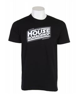 House Wake Wars T-Shirt Black