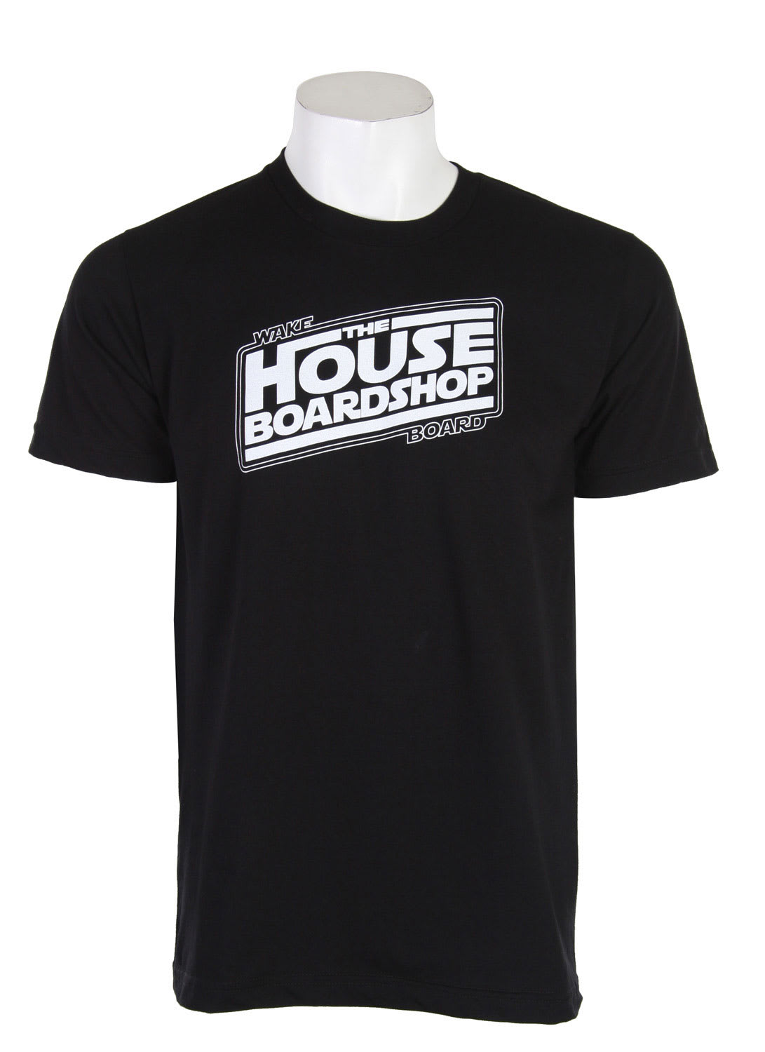 Shop for House Wake Wars T-Shirt Black - Men's