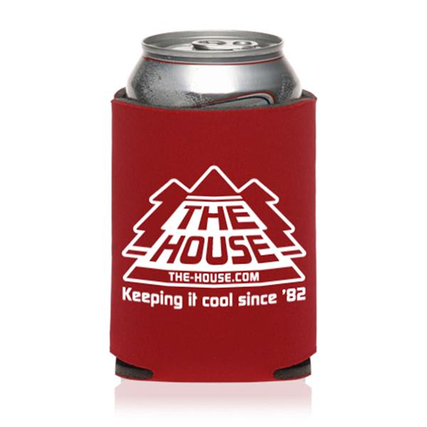 House Chillin Koozie