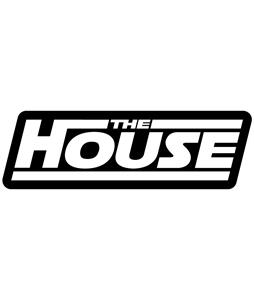 The House Sticker Gloss Black