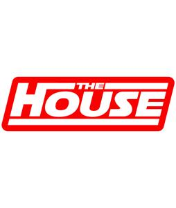 The House Sticker Cardinal Red