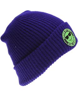 House Of 1817 Mr Yuck Beanie Purple
