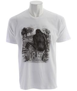 House Of 1817 Swamp Monster T-Shirt White