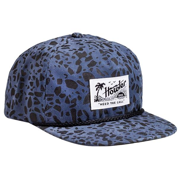 Howler Brothers Paradise Snapback Cap