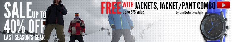 Jackets and Pants