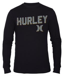 Hurley AAA L/S Thermal Black