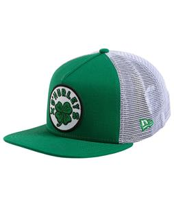 Hurley All Day Trucker Cap Kelly Green
