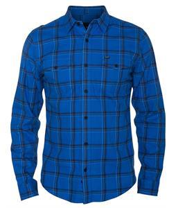 Hurley Apollo L/S Shirt Hyper Cobalt