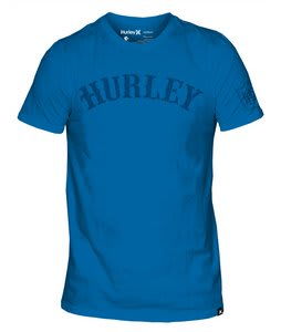 Hurley Applied Self T-Shirt Royal Blue