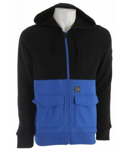 Hurley Authority Hoodie Black