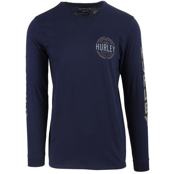 Hurley Badge L/S T-Shirt
