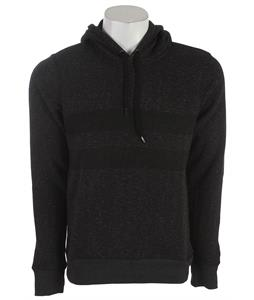 Hurley Block Party Retreat Hoodie Heather Black