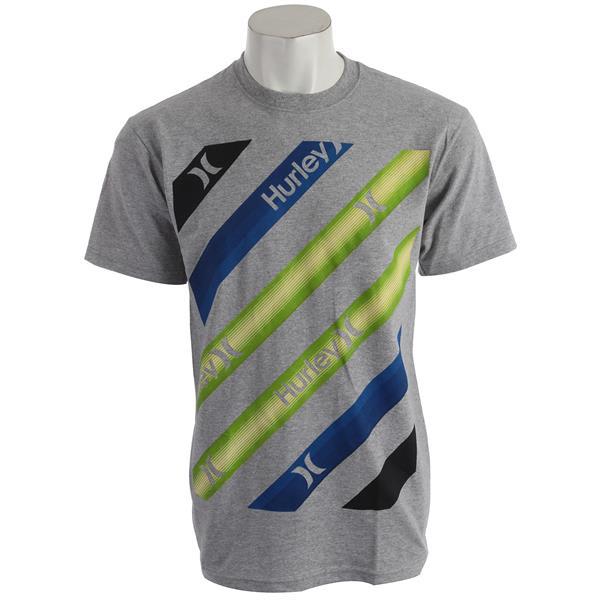 Hurley Block Warp T-Shirt