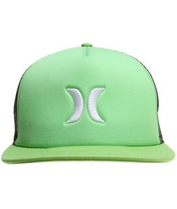 Hurley Blocked Trucker Cap Ultra Green