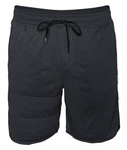 Hurley Block Party 22 Mesh Shorts Black