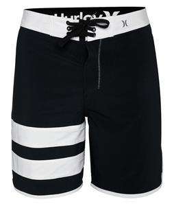 Hurley Block Party Solid Boardshorts Black